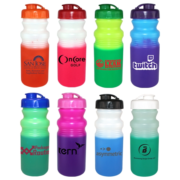 20 oz. Mood Cycle Bottle with Flip Top Cap