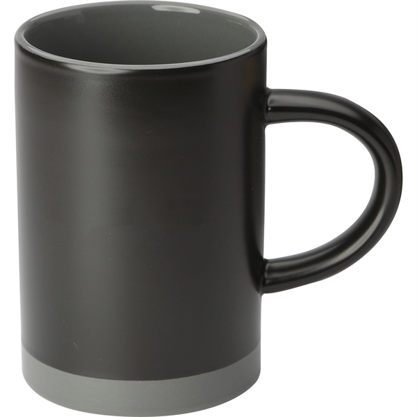 Lotus Two Tone Ceramic Mug 15oz