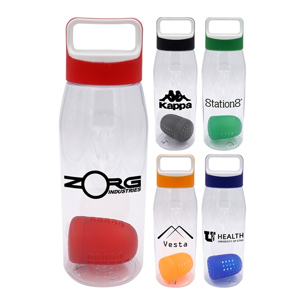 BOXY 32 OZ. BOTTLE WITH FLOATING INFUSER