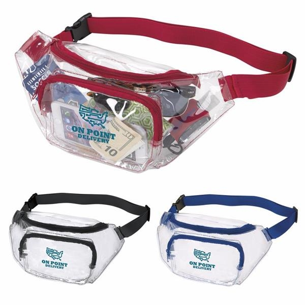 Good Value® Clear Fanny Pack