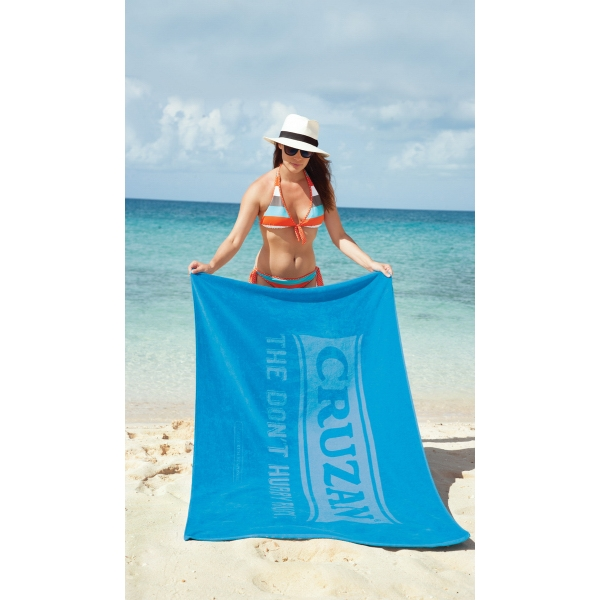 Turkish Signature (TM) Heavyweight Beach Towel