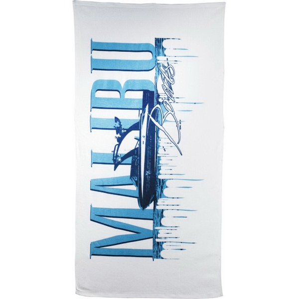 10.5lb./Doz. Mid-Weight Beach Towel