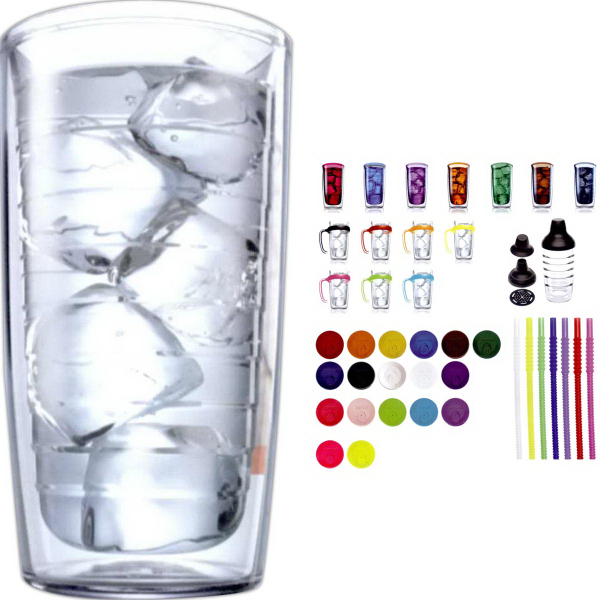 16 Oz Tervis Tumbler With Double Wall Insulation Goimprints