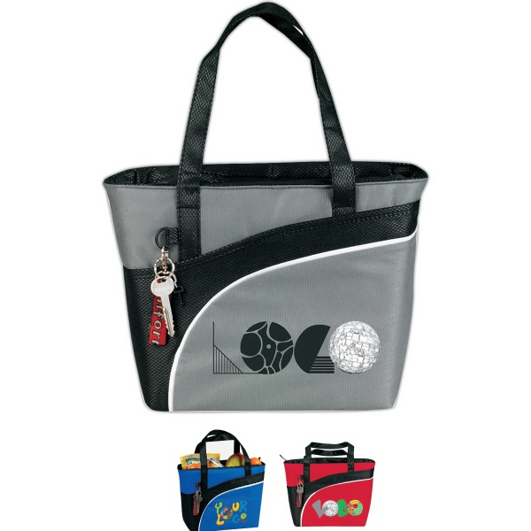eGREEN 12 Pack Plus Cooler Tote