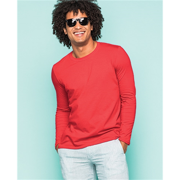 Gildan Softstyle Adult Long Sleeve Tee