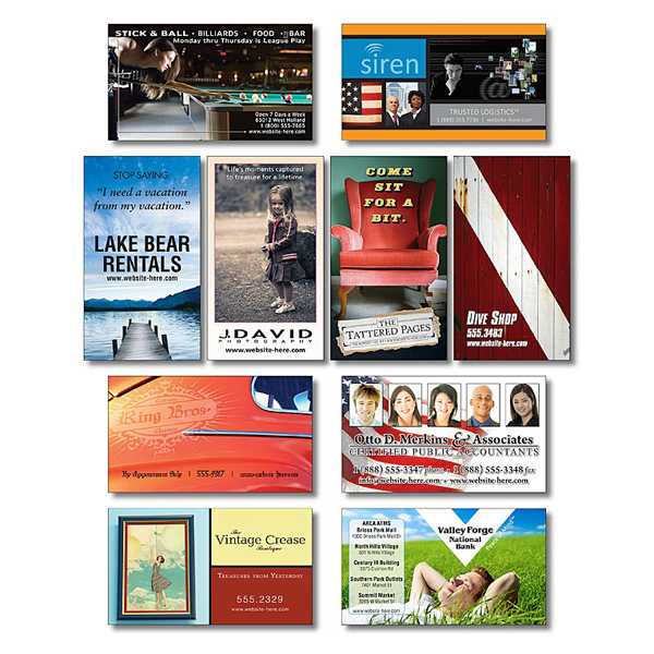 Business card magnet 35x2 square corners outdoor safe business card magnet 35x2 square corners 20 mil colourmoves
