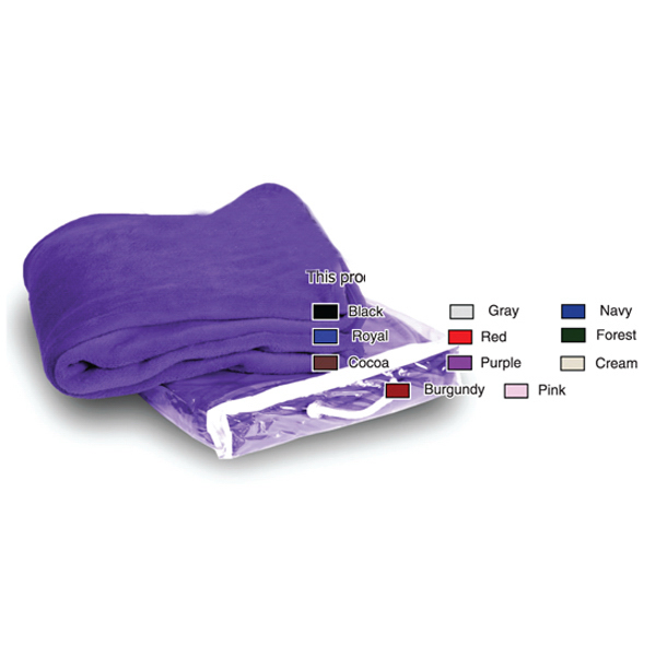 Fleece Luxury Blanket