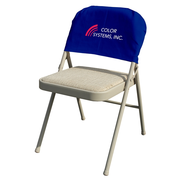 Enjoyable Fitted Twill Reusable Advertising Chair Headrest Covers Pabps2019 Chair Design Images Pabps2019Com