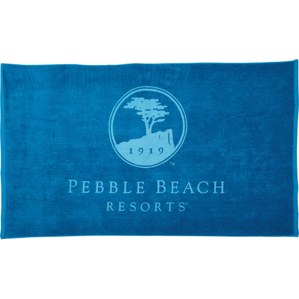 18 lb./doz. Colored Beach Towel