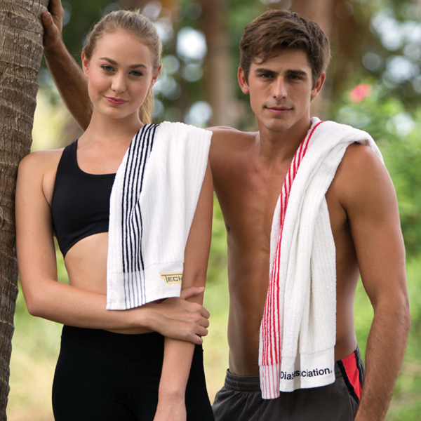 Large Performance Training Towel with CleenFreek (R)