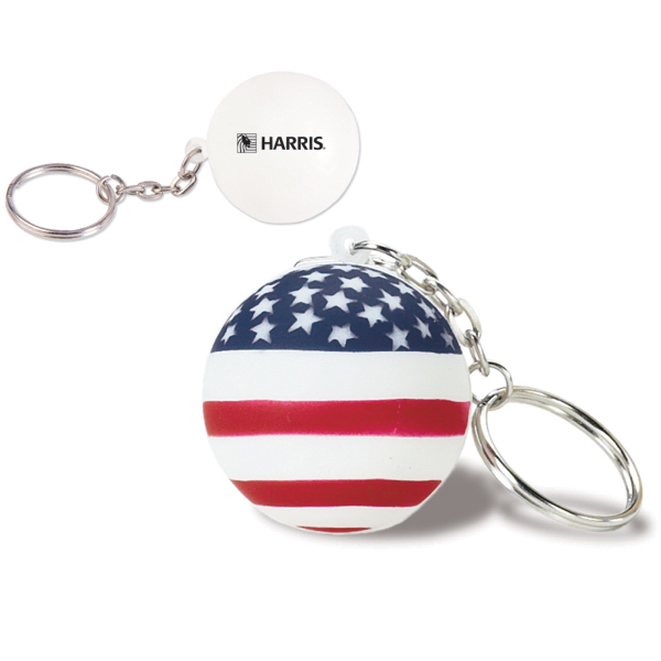 USA Ball SB Keychain