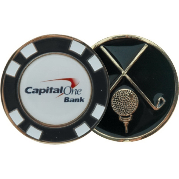 Metal poker chip ball markers how do i get on rhythm roulette