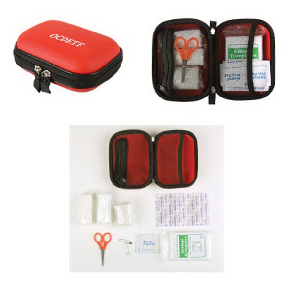 The Essential First Aid Kit