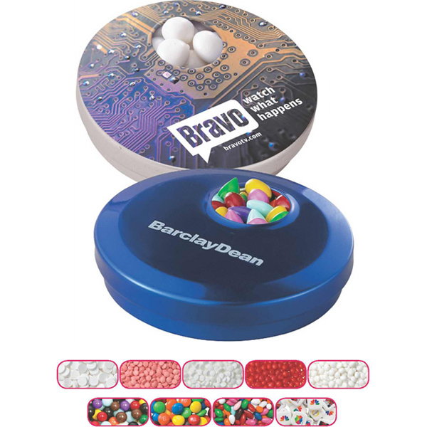 Fresh Gems - Mints in a Spin Tin