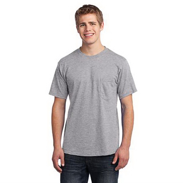 Port & Company (R) American Tee with Pocket