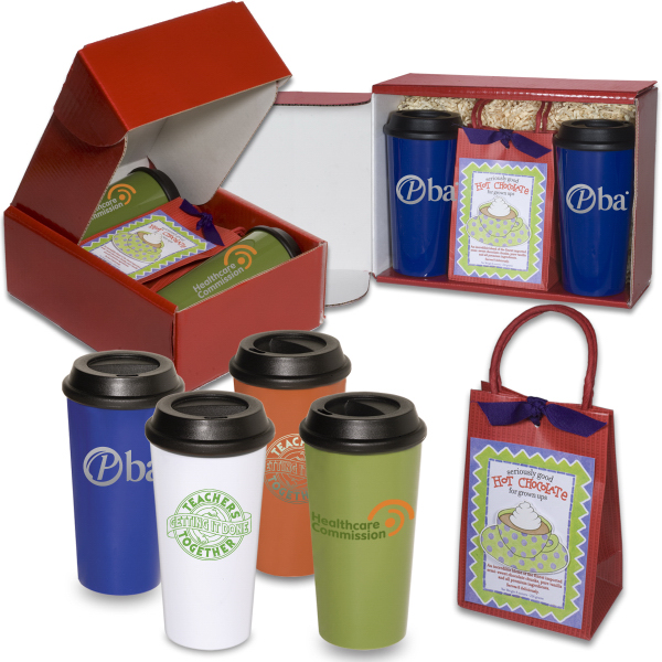 On-The-Go Cocoa Set