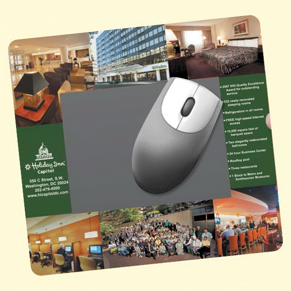 "Frame-It Flex(R) 7.5""x8""x1/16"" Window/Photo Mouse Pad"