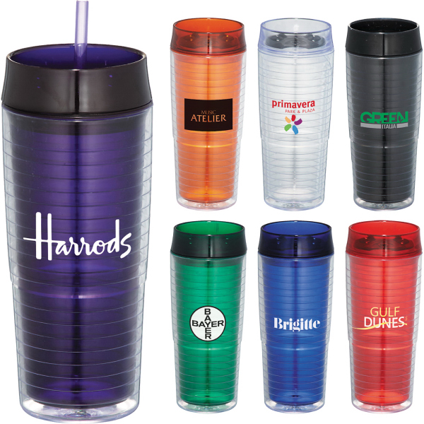 Xander 20-oz. Tumbler with Straw