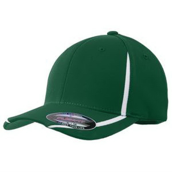 Sport-Tek (R) FlexFit (R) Performance Colorblock Cap