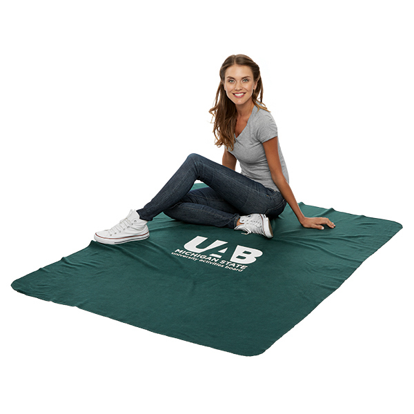 Polar Fleece Stadium Blanket