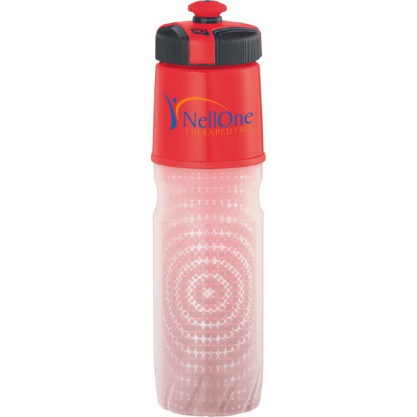 Cool Gear (R) Insulated BPA Free Squeeze Bottle 20oz
