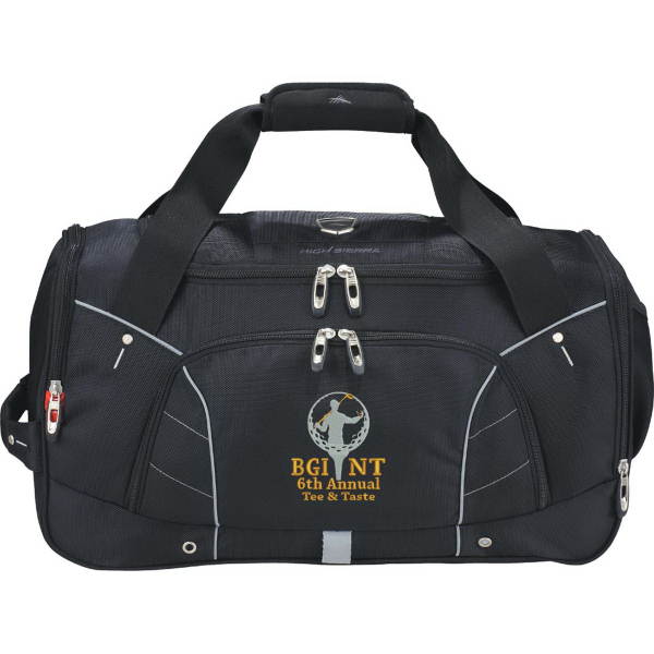Premium High Sierra (R) Elite Tech-Sport Duffel Bag