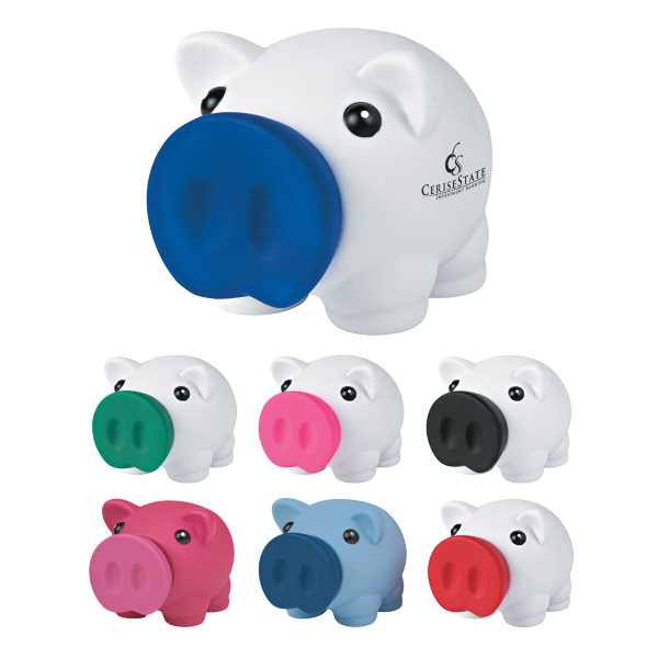 Mini prosperous piggy bank goimprints for Mini piggy banks
