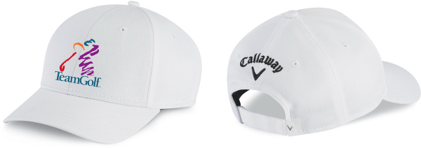 Callaway Custom Crest Golf Hat - GOimprints 6f3f18ff488c