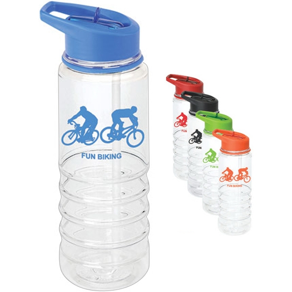 25 oz. Titan Sports Bottle with Adjustable Drinking Spout