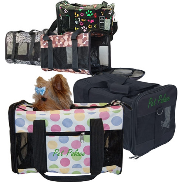 Travel Duffel Pet Carrier