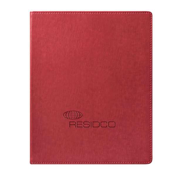 "URBAN Journal - Red 5.25"" x 7.75"" (medium)"