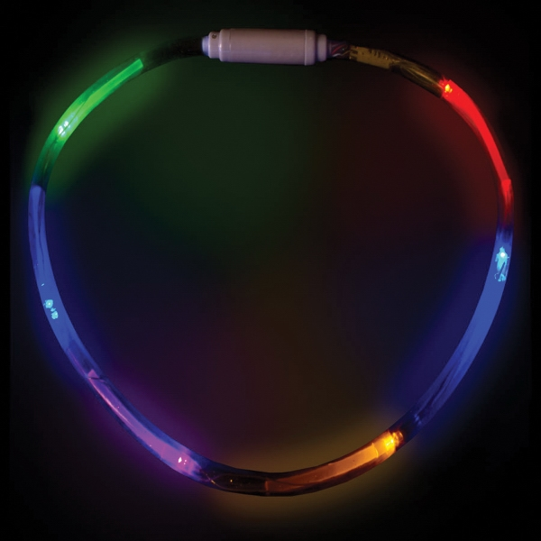 Led Lights Rainbow: Light Up LED Glow Rainbow Gloves