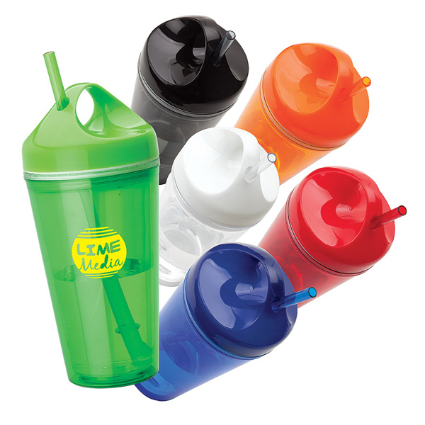 Carry Handle 16 oz. Tumbler
