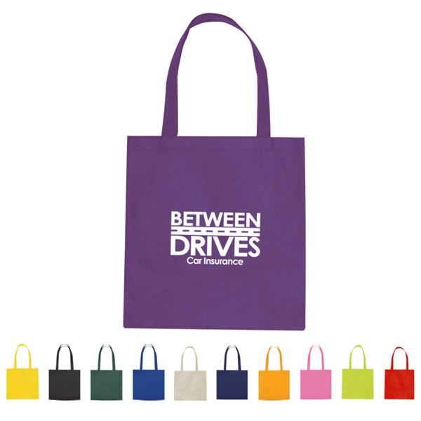 Discount Custom Non-Woven Promotional Tote Bag