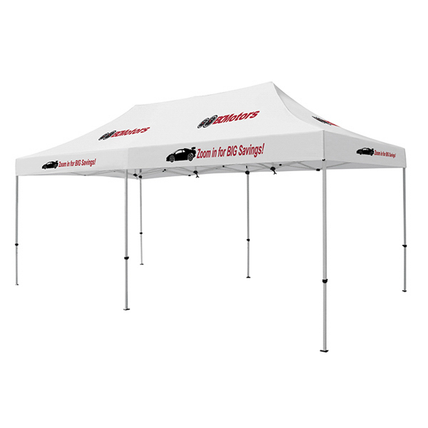 ShowStopper Deluxe 10-ft x 20-ft Tent  sc 1 st  GOimprints & ShowStopper Deluxe 10-ft x 20-ft Tent - GOimprints