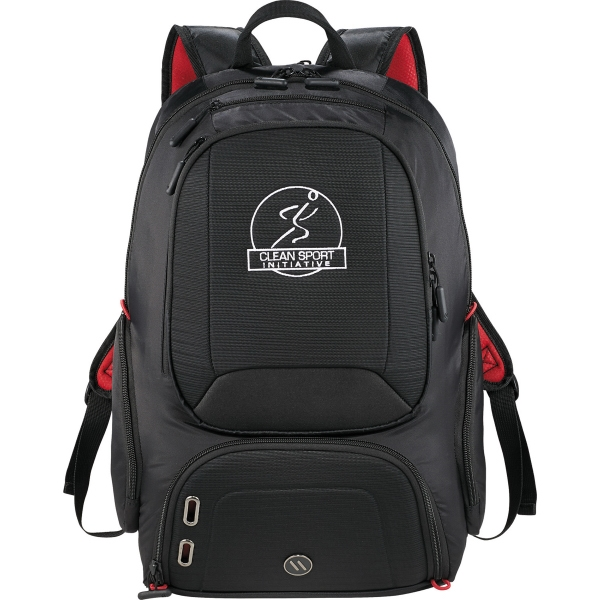 Elleven (TM) Mobile Armor Compu-Backpack