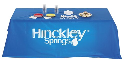 Digitally Printed Disposable Plastic Table Covers Goimprints