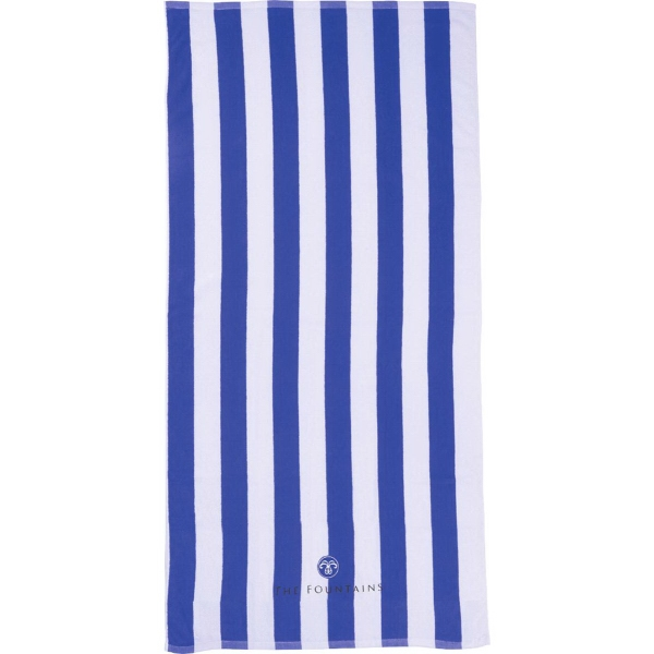 10 lb./doz. Cabana Beach Towel