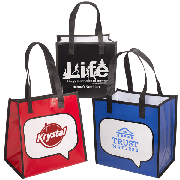 Burst (R) Shopper Tote - 100GSM