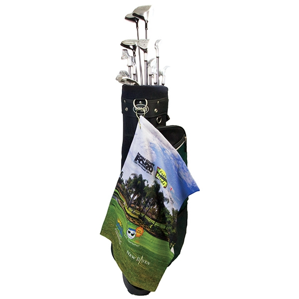 Microfiber Scrubber Golf Towels