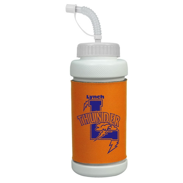 34 oz Insulated Sports Bottle