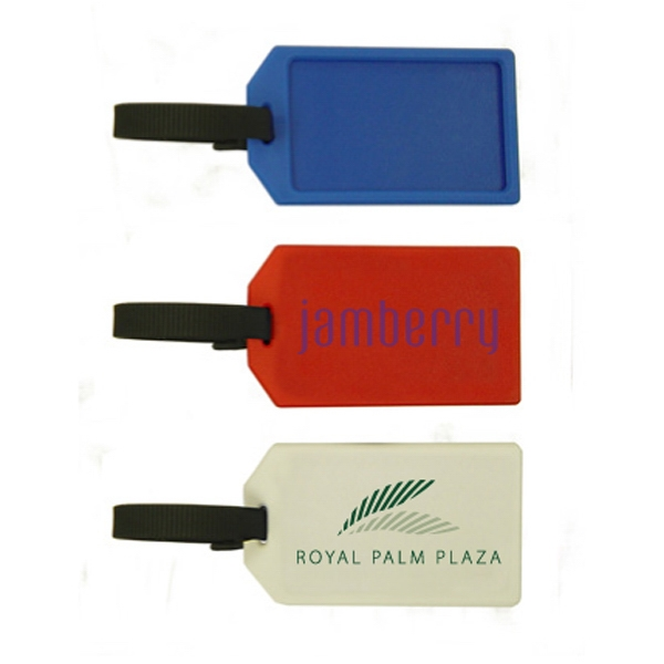 Luggage tag business card holder goimprints luggage tag business card holder colourmoves